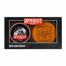 Uppercut Deluxe Pomade 100g with 4 Coaster Gift Set UK STOCKIST