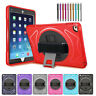 New Hybrid Silicone Case Cover & Car Seat Holder For iPad mini 5 7.9/Air 3rd Gen