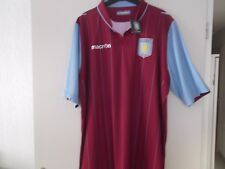 MAILLOT FOOTBALL ANGLAIS ASTON VILLA / TAILLE UK 4 XL  EUROPE 3 XL