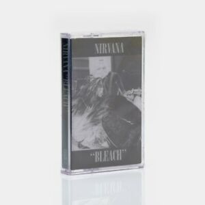 Nirvana - Bleach Cassette Tape