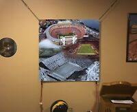BIG! 36x36 Tennessee VOLS Vinyl Banner POSTER Peyton Manning Neyland Stadium Art
