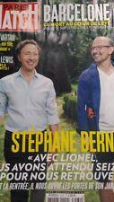 PARIS MATCH  /   STEPHANE BERN / S.VARTAN / J.LEWIS  / BARCELONE /  N° 3562