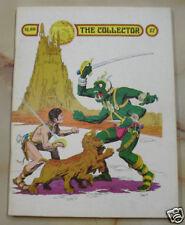 THE COLLECTOR #27 1973 ERB EDGAR RICE BURROUGHS TARZAN