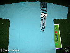 NUOVE-T-shirt allenamento TTK col.azzurro JR -BAMBINO/A