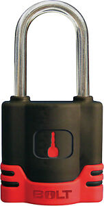 """Bolt Lock 7018519 2"""" Padlock Strattec for Most Ford Vehicles Uses Your Truck Key"""