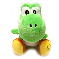 "★NEW Super Mario Plush Series Green Yoshi Plush Doll 7"""