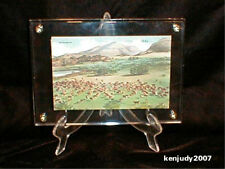 Postcard or Photo 4 x 6 Deluxe Screwdown Display Acrylic Holder Postcards  (1)