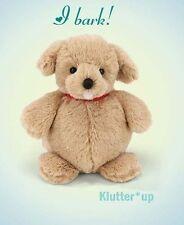 "Bearington Bear Plush Doll STOUT SPROUTS-SKIPPER Dog #310041 6"" High NWT"