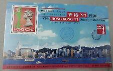 Hong Kong Miniature Sheet MINT MNH Lot 05