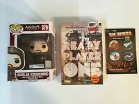 Assassin's Creed Aguilar Crouching Funko POP! 379 Loot Crate Exclusive F2B