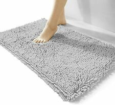 Extra Soft and Cozy Bathroom Rug Non-Slip,Super Absorbent Water Bath Mats