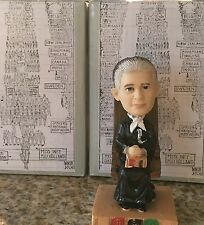 Belva Ann Lockwood Bobblehead - The Green Bag Justices - UNOPENED MINT