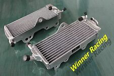 Fit HONDA CR250R/CR250 R 1988 1989 BRACED ALUMINUM ALLOY RADIATOR RIGHT+LEFT