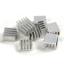 50pcs 8.8x8.8x5mm Aluminum Heat Sink Cooling for CPU LED Power Memory Chip IC