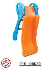 Foldable Slide Slider For Kids Children Outdoor Garden Play Toddlers Fun Summer|