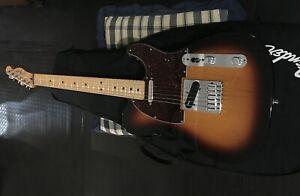 Fender Telecaster + Cover-Case