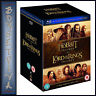 MIDDLE EARTH COLLECTION-THE HOBBIT & THE LORD OF THE RINGS -THEATRICAL *BLURAY**
