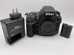 """Excellent +++ ""  NIKON D800 Digital SLR Camera -  from Japan Free shipping"
