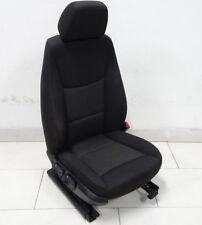 BMW 3er E90 E91 Sitz Beifahrersitz manuell verstellbar Stoff Fluid Anthrazit