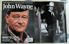 JOHN WAYNE Official COLLECTORs EDITION Vol 9 WORDS TO LIVE BY American Legend