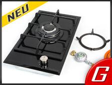 ▄▀ WOK-Set 2 Gaskocher 5 kW Gas Kocher Wokbrenner Gaswok Hockerkocher Wokpfanne