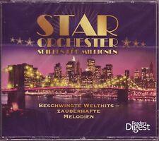 Starorchester Jouer pour des millions-Reader 's Digest 5 CD BOX NEUF dans sa boîte