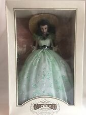 Gone with the Wind Scarlett O'Hara Vinyl Doll Franklin Mint 2000