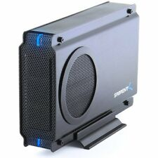 Hard Drive Enclosure Case With Cooling Fan 3.5 Inch IDE Or SATA/SATA II