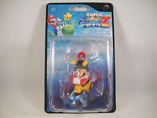 """Super Mario Galaxy Schlüsselanhänger """"Bienen Mario"""" Keychain 2 Nintendo Bee"""