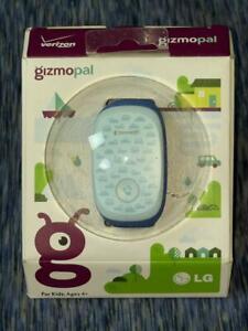BRAND NEW LG GizmoPal GPS Watch VC-100S Kids Smartwatch Verizon Wireless