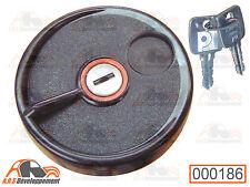 BOUCHON de réservoir à clé Citroen 2CV DYANE MEHARI AMI TRACTION HY -186-