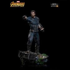 Iron Studios Captain America Marvel Avengers Infinity War BDS Art Scale 1/10 Toy