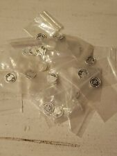 100 Pc Lot 1 gram .999 Fine Silver President rounds 3.215 oz
