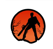 Enamel Metal Pin Brooch Ash Evil Dead Army of Darkness Bruce Campbell Horror