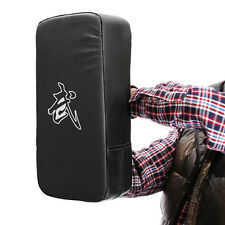 Muay Thai MMA Taekwondo Boxing Kick Punching Bag Pad Foot Target Training Glove