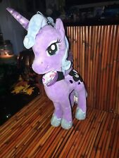 "MY LITTLE PONY Princess LUNA MOON PLUSH 14"" Season One toy Aurora MLP 2014 W/tag"