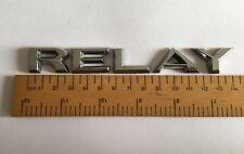 Genuine New Style CITROEN REAR BADGE Nameplate For All C1 2014 Mk2 VTi HDi VTR
