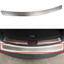 For Mazda CX5 CX-5 13-16 Rear Bumper Protector Trunk Sill Plate Trim Cover Steel