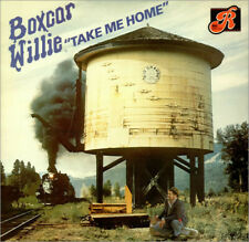ID2175z - Boxcar Willie - Take Me Home - BRA 1011 - vinyl LP - uk