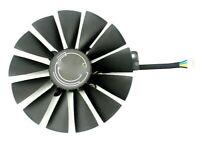 95mm T129215SM 0.25A GPU VGA Fan FOR ASUS STRIX RX570 GTX1050TI 4G Gaming