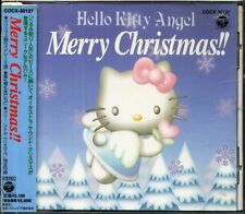ORCHESTRA OF ALL MIGHTY SOUND - Hello Kitty Merry Christmas - Japan CD X'Mas
