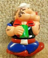 Vintage 1983 King Superior Toys Popeye Pocket Candy Gumball Dispenser