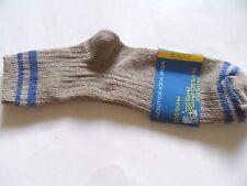 PHYS.SCi. Men's Sock Solution Sock Size 10-13 Brown/Blue