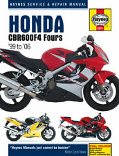 Haynes Manual 3911 Honda CBR600F4  CBR600 CBR600FX - FS2 1999-2006 NEW