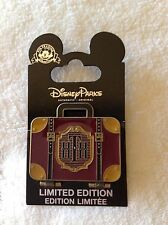 Disney DCA HOLLYWOOD TOWER HOTEL Tower of Terror FINAL CHECK OUT Pin