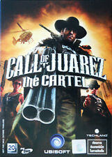 ** Call of Juarez : The Cartel ** PC DVD GAME ** Brand new Sealed **