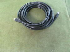 30FT PREMIUM HDMI 1.4 HD 3D High Speed 1080P Shielded Cable CL2 IN-WALL RATED