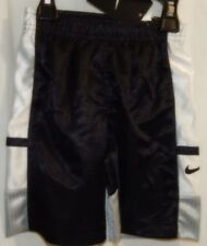 Little Boys Youth Nike Dri-Fit Shorts Black 76A716-023 Size 3T NWT