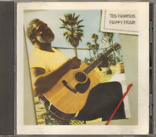 TED HAWKINS: Happy Hour ~CD
