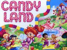 Candyland Iron On Transfer Light or Dark Fabrics 5 x 7 size